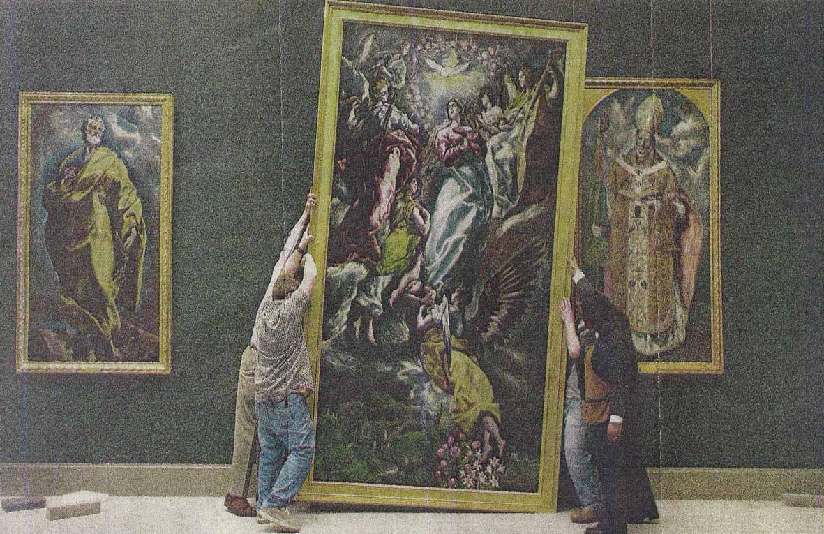 conocenos - Marcos de museo